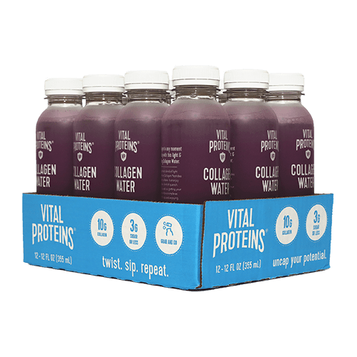 vital proteins collagen water case